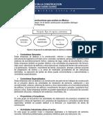 CLASIFICACION DE EMPRESAS CONSTRUCTORAS. ANGEL DAVID GOMEZ GOMEZ