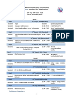 ITU_Advanced Broadband Time table