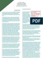 Q-greensheet for 26 April, 2007