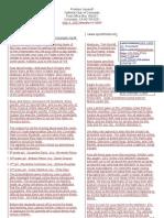R-greensheet for May 3, 2007