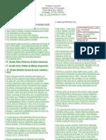 S-greensheet for May 10, 2007