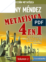 Metafisica 4 en 1 Vol. 2 - Conny Mendez