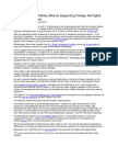 Huffington Post - SW interview 2011 02 03 - foreign assistance