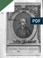 Abate Molina. Compendio de La Historia Civil Del Reino de Chile