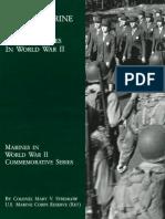 Free a Marine to Fight Women Marines in World War II