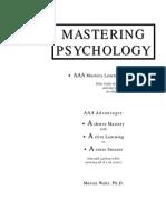 Psychological Survey