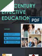 Morales_21stCentury_Effective_education