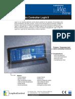 Logika Control Electronic Controller Compressors Logik 9