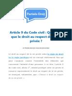Article 9 du Code civil.docx
