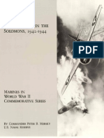 Time of the Aces - Marine Pilots in the Solomons, 1942 - 1944