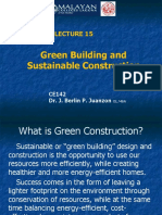 Lecture 15 Green building
