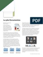 La Pila Documento en Mac OS X Snow Leopard (por Apple)