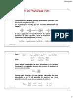 cours Signaux & Systèmes P2