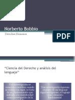 Derechos humanos Norberto Bobbbio