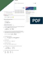 30-Integral de (2x+3)-((x-2)(x^2+3)) con respecto a x - SnapXam