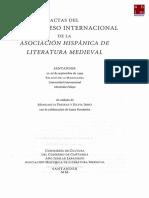 """Calef,«En el medio del camino». Intorno alla traduzione della Divina Commedia di Enrique de Villena"""""""