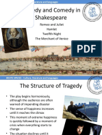 Shakespeare, Tragedy and Comedy.pptx