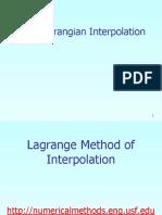 Lagrangian Interpolation.pptx