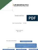 MAPA CONCEPTUAL DE PRUEBAS DE HIPOTESIS (1)