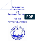 City of Beaverton EDM (2007)