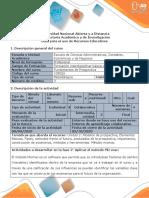 Guía para el uso de recursos educativos - Software método Mic mac