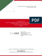 Diferencias teorico practicas DD.HH y DIH