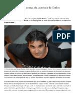 Una fiesta breve_ acerca de la poesía de Carlos Battilana – La Vanguardia Digital _ La Vanguardia Digital