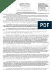 PP- Greensheet for May 22 2008