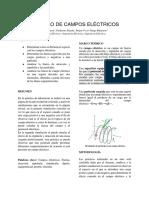Informe Campos Electricos