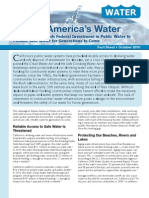 Why California Needs Federal Investment in Public Water to Provide Safe Water for Generations to Come