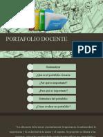 PROTAFOLIO DOCENTE 2019 II
