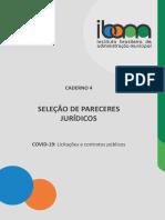 caderno pareceres ibam consultas municipios 2020