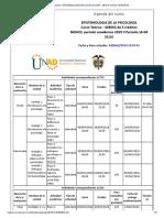 Agenda - EPISTEMOLOGIA DE LA PSICOLOGIA - 2019 II Período 16-04 (614)