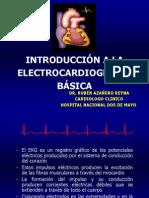 INTRODUCCION A LA ECG BASICA