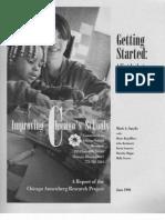 """1998 Chicago Annenberg Challenge """"GettingStarted"""""""