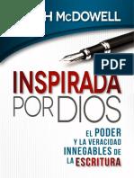 Inspirada Por Dios - El Poder y la Veracidad Innegables de la Escritura (Josh McDowell).pdf