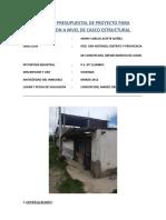 VALORIZACION DE PROYECTO DE VIVIENDA CONCEPCION CARLOS ASTETE.doc