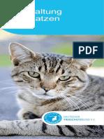 Die_Haltung_von_Katzen