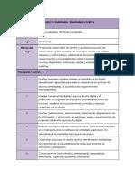 Perfil de cargo - Diseñador Gráfico - Multimedia