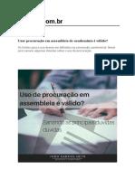 Usar procuração em assembleia de condomínio é válido_.pdf