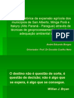 Apresentacao TCC - Andre E Borges - 28 06 2010 - 17 07 2010