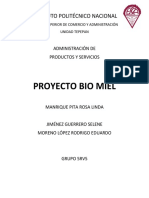 Biomiel Propuesta