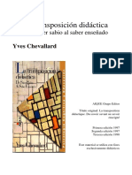 Chevallard que es la transposicion didactica (1) (1).pdf