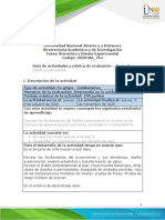 Guia de actividades y rúbrica de evaluación - Tarea 3 - Diseño experimental.pdf