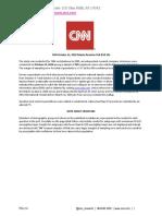 CNN October 22, 2020 Debate Reaction Poll (Poll 14)