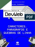 05 - Caracteres, parágrafos e quebras de linha.pdf