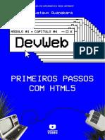 04 - Primeiros passos HTML