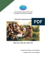 ADAN, EVA y la FAMILIA La Entrevista Inicial Luis Jose Delpino.pdf