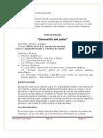 Investigación Dermatitis del Pañal