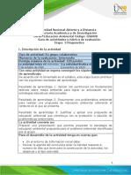 Guia de actividades y Rúbrica de evaluación - Unidad 2 - Etapa 3 Diagnóstico.pdf